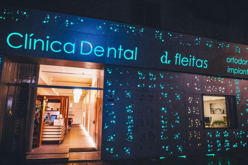 Clínica Dental Dr. Fleitas
