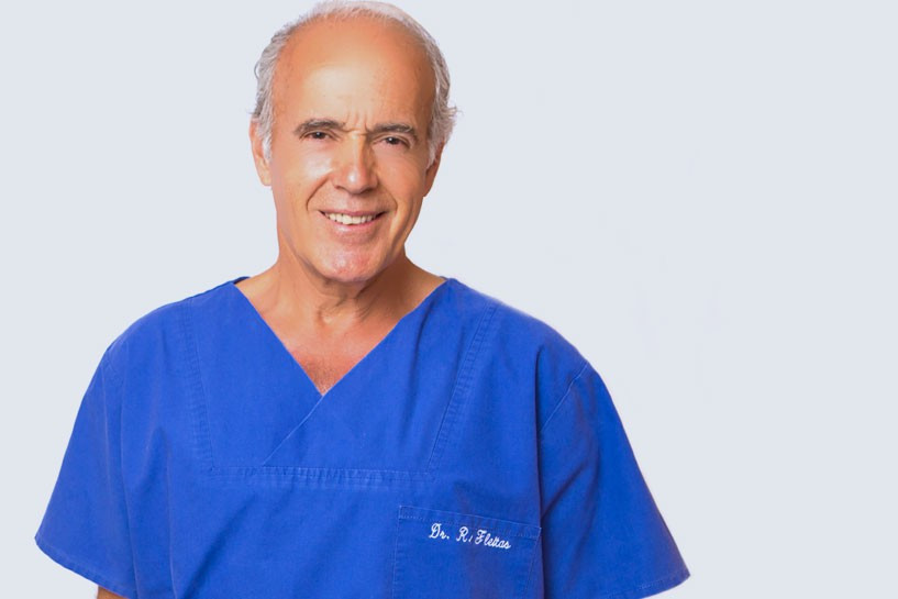 El Dr. Ricardo Fleitas